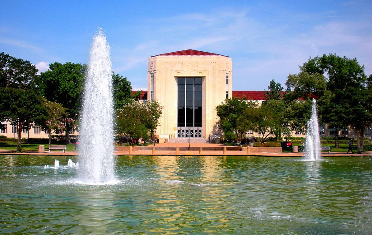 Ezekiel W. Cullen Building - University of Houston